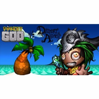 Pocket God vs Desert Ashes - Steam Key [$4.99 VALUE]
