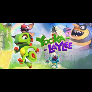 Yooka-Laylee - Steam Key