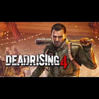 Dead Rising 4 - Steam Key