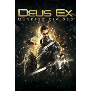 Deus Ex: Mankind Divided - Steam Key