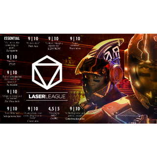Laser League - Steam Key