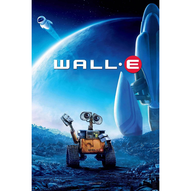 WALL·E HD iTunes [ FLASH DELIVERY ⚡ ]
