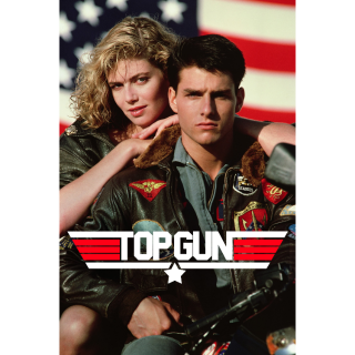 Top Gun HD Vudu [ FLASH DELIVERY ⚡ ]