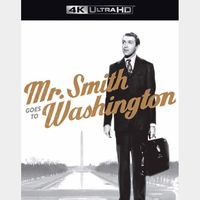 Mr. Smith Goes to Washington 4K Movies Anywhere [ FLASH DELIVERY ⚡ ]