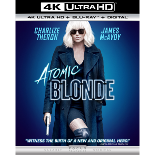 Atomic Blonde 4K Movies Anywhere [ FLASH DELIVERY ⚡ ]