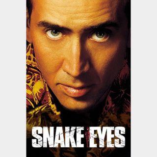 Snake Eyes HD iTunes|Vudu [ FLASH DELIVERY ⚡ ]