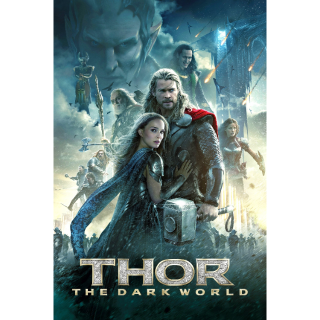 Thor: The Dark World HD Google Play [ FLASH DELIVERY ⚡ ] [ports to MA]