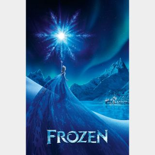Frozen HD GP US [ FLASH DELIVERY ⚡ ] [ports to MA]