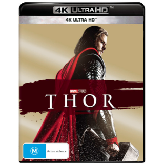 Thor 4K Vudu [ FLASH DELIVERY ⚡ ] [ports to MA]