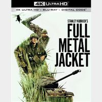 Full Metal Jacket 4K Movies Anywhere [ FLASH DELIVERY ⚡ ]