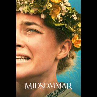Midsommar HD iTunes [ FLASH DELIVERY ⚡ ]