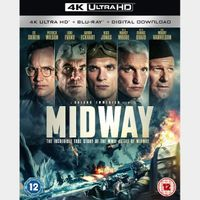 Midway 4K Canadian iTunes [ FLASH DELIVERY ⚡ ]