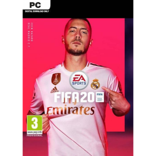 FIFA 20 PC Key [ 1-3 Hr DELIVERY ⚡ ]