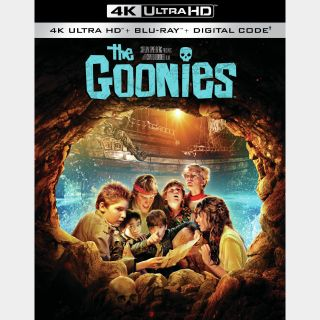 The Goonies 4K Movies Anywhere [ FLASH DELIVERY ⚡ ]