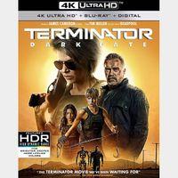 Terminator: Dark Fate 4K iTunes Code [ FLASH DELIVERY ⚡ ]