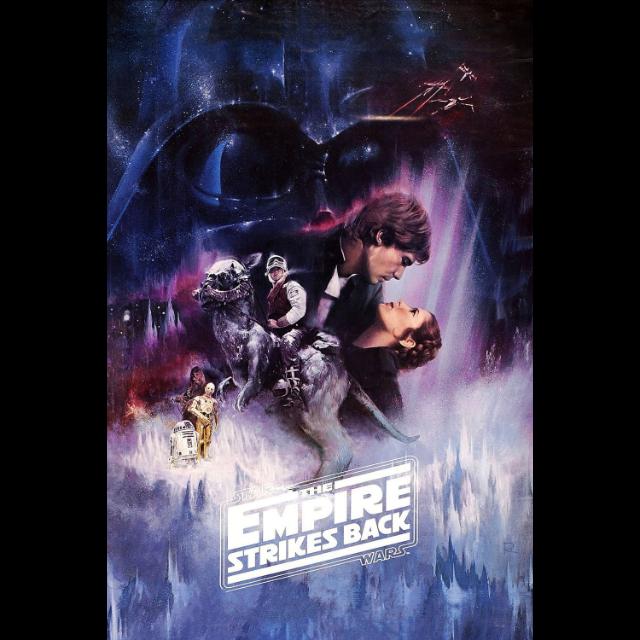 The Empire Strikes Back HD GP [ FLASH DELIVERY ⚡ ] [MA Compatible]