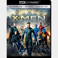 X-Men: Days of Future Past 4K iTunes [ FLASH DELIVERY ⚡ ]