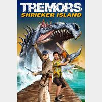 Tremors: Shrieker Island HD Movies Anywhere [ 1 DAY DELIVERY ]