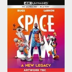 Space Jam: A New Legacy 4K Movies Anywhere [ FLASH DELIVERY ⚡ ]