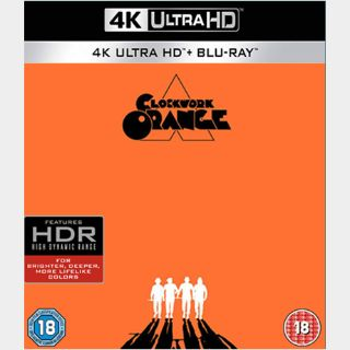 A Clockwork Orange 4K Movies Anywhere [ FLASH DELIVERY ⚡ ]