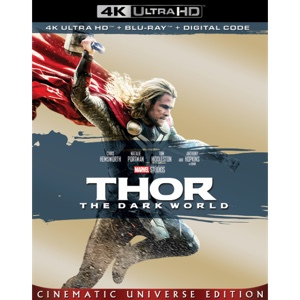 Thor: The Dark World 4K Vudu [ FLASH DELIVERY ⚡ ] [ports to MA]