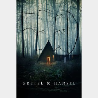 Gretel & Hansel HDX Vudu [ FLASH DELIVERY ⚡ ]