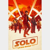 Solo: A Star Wars Story HD GP CA [ FLASH DELIVERY ⚡ ] [ports to MA]...
