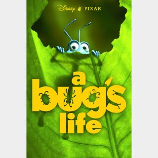 A Bug's Life HD CA GP [ FLASH DELIVERY ⚡ ] [ports to MA]