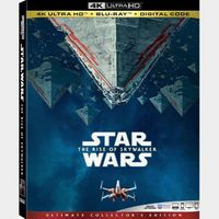 Star Wars: The Rise of Skywalker 4K iTunes [ FLASH DELIVERY ⚡ ] [ports to MA]