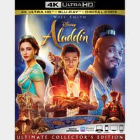 Aladdin 4K iTunes [ FLASH DELIVERY ⚡ ] [ports to MA]
