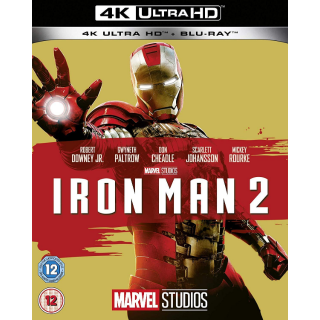 Iron Man 2 4K Vudu [ FLASH DELIVERY ⚡ ] [ports to MA]