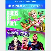 Birds of Prey & Suicide Squad 2 Film Collection HD Movies Anywhere [ FLASH DELIVERY ⚡ ]