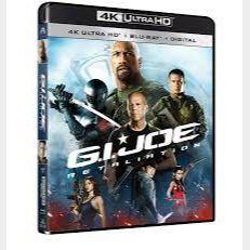 G.I. Joe: Retaliation 4K Vudu | iTunes [ FLASH DELIVERY ⚡ ]