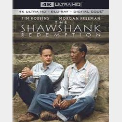 The Shawshank Redemption 4K Movies Anywhere [ FLASH DELIVERY ⚡ ]