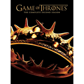 Game of Thrones Season 2 HD iTunes [ FLASH DELIVERY ⚡ ]