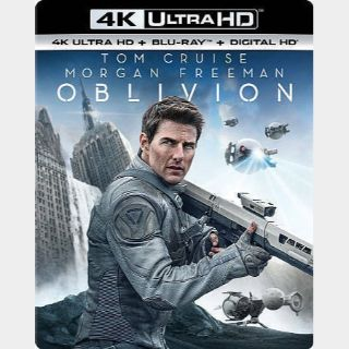 Oblivion 4K Movies Anywhere [ FLASH DELIVERY ⚡ ]