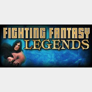 Fighting Fantasy Legends Bundle