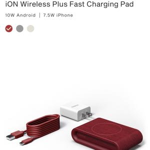 iOttie wireless chargers