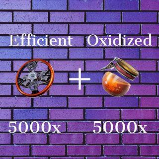 Bundle | 5k efficient & 5k oxi