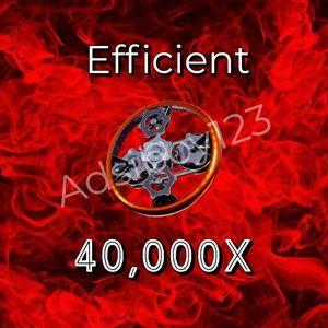 Efficient Mechanical Parts | 40000x