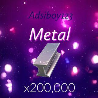 Metal | 200000x