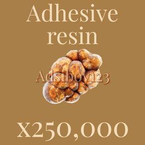 Adhesive Resin | 250000x