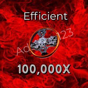 Efficient Mechanical Parts | 100000x