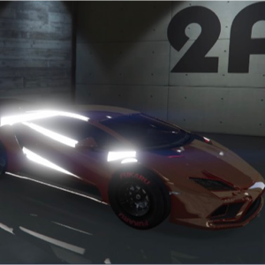 Vehicle | gta 5 modded car