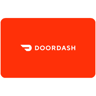 $25.00 DoorDash - INSTANT DELIVERY