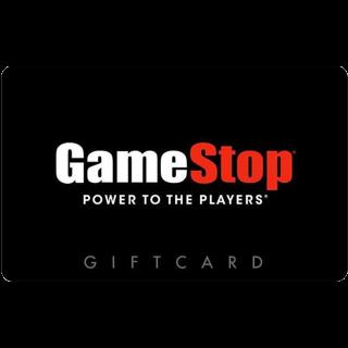$25.00 GameStop - INSTANT Delivery