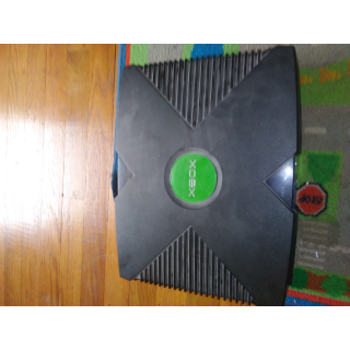 Original Xbox Console (no cords)