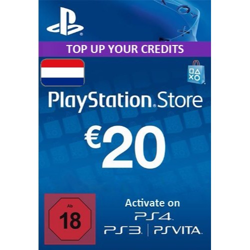 20 Euro Psn Code Instant Delivery Playstation Store Gift Cards