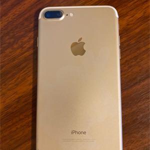 Apple iPhone 7 Plus Gold - 128 GB