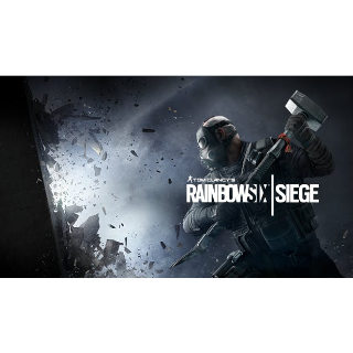 Uplay account with Rainbow Six Siege